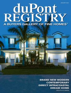 duPontREGISTRY Homes – January 2020