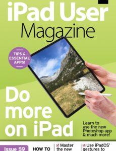 iPad User Magazine – Issue 59, 2019