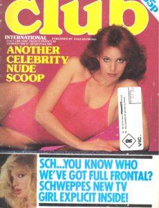 Club International (UK) 10-11 (11-1981)