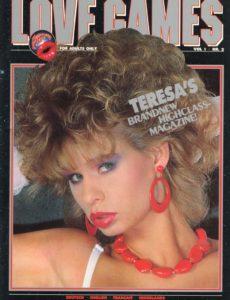 Love Games Vol  1 n 2 (8-1987)