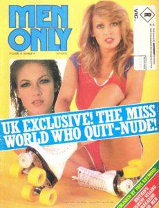 Men Only (UK) 46-08 (1981)