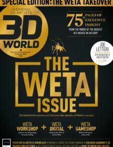 3D World UK – February 2020