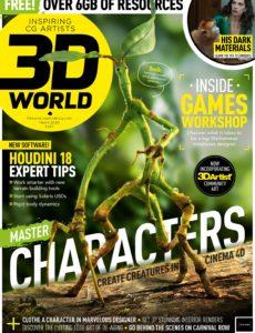 3D World UK – March 2020