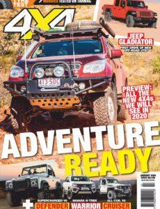 4×4 Magazine Australia – January 2020