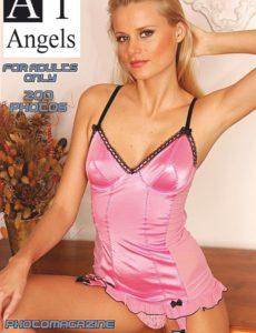 A1 Angels Sexy Girls Adult Photo Magazine – January 2020