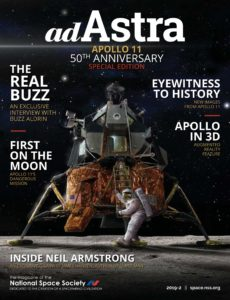 Ad Astra – Special Apollo 11 50th Anniversary Edition – Spring 2019