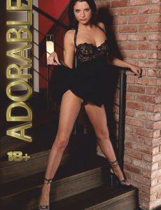 Adorable Fine Women Naked Adult Photomagazine – January 2020