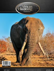 African Hunting Gazette – January 2020