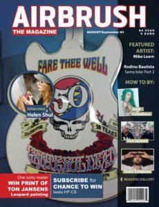 Airbrush The Magazine – Issue 3 – August-September 2019