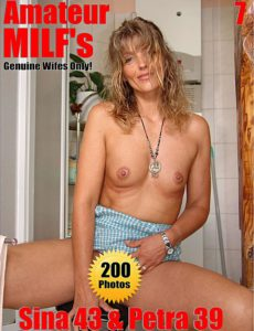 Amateur MILFs Nude & Kinky Adult Photo Magazine – Volume 7