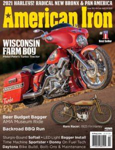 American Iron Magazine – December 2019