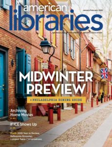 American Libraries – January-February 2020