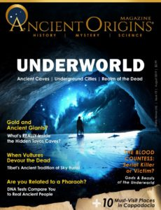 Ancient Origins – Issue 12 – August 2019