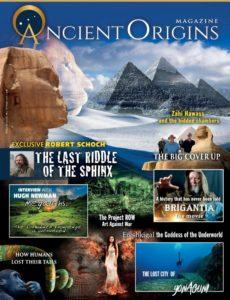 Ancient Origins – Issue 1 – September 2018