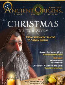 Ancient Origins – Issue 4 – December 2018