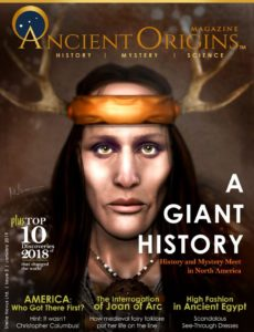 Ancient Origins – Issue 5 – January 2019