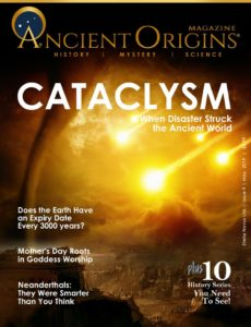 Ancient Origins – Issue 9 – May 2019