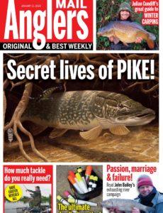 Angler's Mail – January 21, 2020