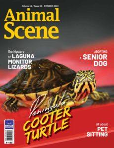 Animal Scene – October 2019