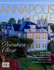 Annapolis Home – January-February 2020