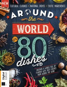 Around the World in 80 Dishes – First Edition 2019