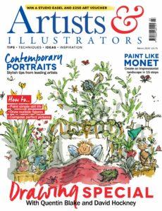 Artists & Illustrators – March 2020
