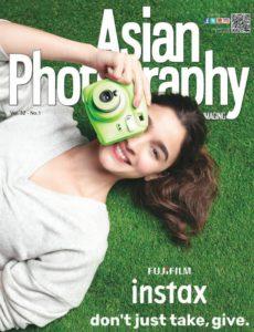 Asian Photography – January 2020