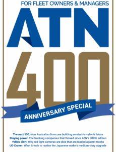 Australasian Transport News (ATN) – January 2020