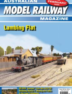 Australian Model Railway Magazine – February 01, 2020