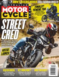 Australian Motorcycle News – January 02, 2020