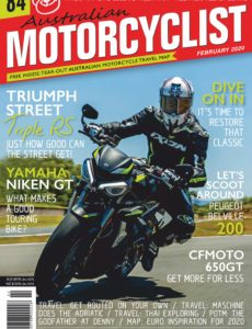 Australian Motorcyclist – February 2020
