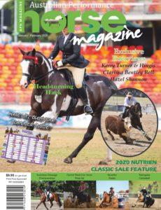 Australian Performance Horse Magazine – January-February 2020