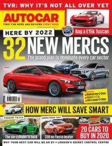 Autocar UK – 22 January 2020