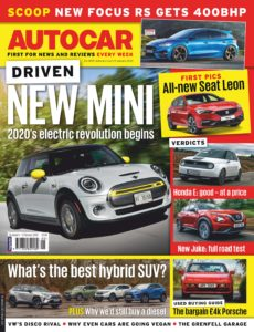 Autocar UK – 29 January 2020