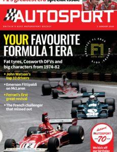 Autosport – 02 January 2020