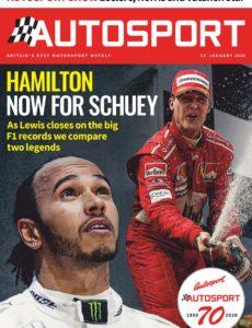Autosport – 16 January 2020