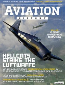 Aviation History – March 2020