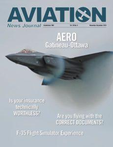 Aviation News Journal – November-December 2019