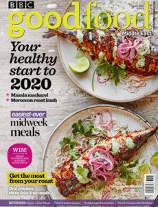 BBC Good Food Middle East – January 2020