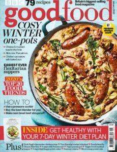 BBC Good Food UK – January 2020