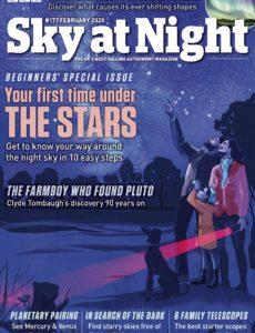 BBC Sky at Night – February 2020