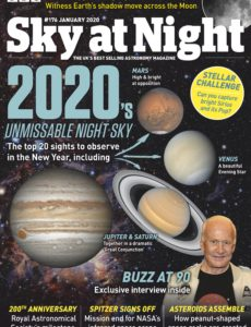 BBC Sky at Night – January 2020
