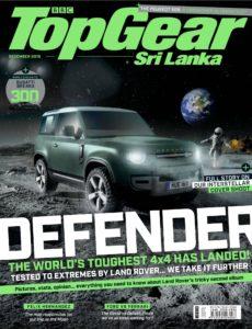 BBC Top Gear Sri Lanka – December 2019