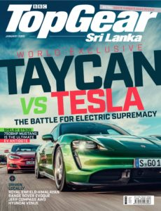 BBC Top Gear Sri Lanka – January 2020