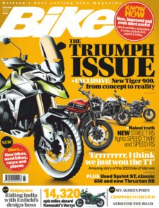BIke UK – March 2020