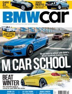 BMW Car – February 2020