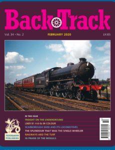 BackTrack – February 2020
