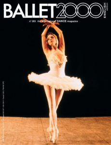 Ballet2000 English Edition – Issue 283 – January 2020