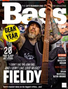 Bass Guitar – January 2020