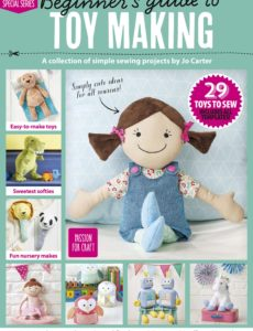 Beginner's Guide to Toy Making – August 2019